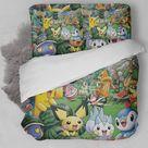 Pokemon Arceus Bedding Set
