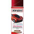Alfa Romeo Giulietta Rosso Esuberante Red Aerosol Spray Paint 293A   Aerosol Basecoat Spray Paint 400ml