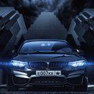 Black BMW IPhone Wallpaper - IPhone Wallpapers