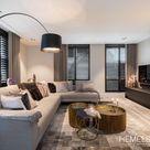 Opgewarmd design hemels wonen interieuradvies moderne woonkamers hout zwart   homify