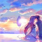 Kirito & Asuna HD Wallpaper | Background Image | 1920x1358