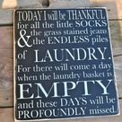 Laundry Signs