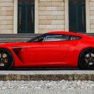 2011 Aston Martin V12 Zagato   price and specifications