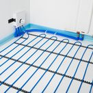 Dünnbett Fußbodenheizung nachträglich verlegen   FLEXIRO Set