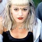 Gwen Stefani in Tight Black Dress