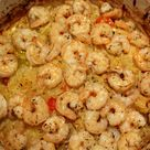 Shrimp Orzo