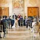 Schloss Hetzendorf, Vienna, Austria | Kelly and Georg's Wedding — Michelle Mock Photography