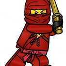 How to Draw Kai, Lego Ninjago