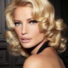 Hollywood Glamour Hair