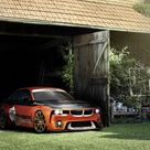 2016 BMW 2002 Hommage Concept Turbomeister