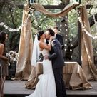 Wedding Arbor Rustic