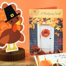 Thanksgiving Card Messages