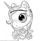 unicorn coloring pages super coloring