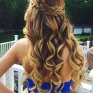 Wearing the best homecoming hairstyles from the latest looks is vitally important at this semi ...