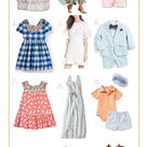 Easter Outfit Inspiration for the Mom & Minis