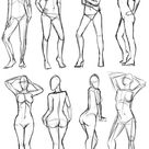 30+ Anatomy drawing ideas | Sky Rye Design