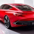 Acura Precision Concept Coming To 2016 Pebble Beach   Carscoops