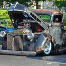 Rat Rod Trucks