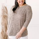 Lily Lounging Top - Large