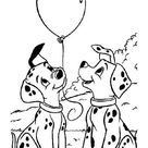 Kids-n-Fun   Kleurplaat 101 Dalmatiers 101 Dalmatiers