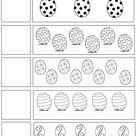 Easter Kindergarten Worksheets - Best Coloring Pages For Kids