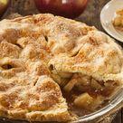 American Apple Pie (Amerikanischer Apfelkuchen) | DasKochrezept.de – Kochrezepte, Saisonales, Themen & Ideen