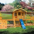 Kids Outdoor Playhouses