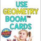 Geometry Bundle BOOM Cards™
