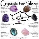 Crystal Set for Sleep Support