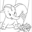 Dibujos Faciles Dumbo 5
