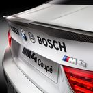 From the Nurburgring Nordschleife to Paris BMW George V in the BMW M4 DTM Safety Car