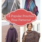 Free Crochet Poncho Patterns