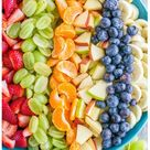Fruit Salad with Orange Poppy Seed Syrup | Nosh-up by drldf