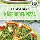 Nachgekocht: Die Käseboden-Pizza! - Low Carb - LCHF - Keto