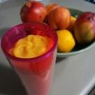 Peach Mango Smoothie