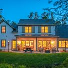 Plan 970056VC: Shingle Style House Plan with Game Room and Bunk Room