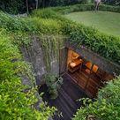 Asiatischer Wohnstil: Ferienhaus in Indonesien fördert naturnahes Leben