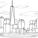 City Coloring Pages - Best Coloring Pages For Kids