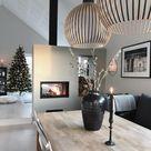 Scandinavian interior design Instagram Christmas Inspo