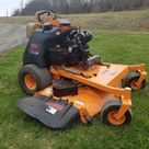 2013 Scag V Ride 61 Stand On Commercial Hydro Zero Turn Lawn Mower Kohler 23hp Zero Turn Lawn Mowers Lawn Mower Mower