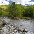 Top camping areas for fishing in Massachusetts