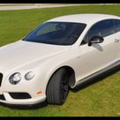 2014 Bentley Continental GT V8 S   Road Test Review of AMG and BMW's New Daddy
