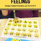 Fishing for Feelings Game Free Printable for Preschool and Kindergarten