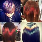 Pixel Hair Is The Newest Hair Color Trend