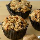 Oatmeal Muffin Recipe