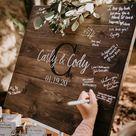 Hochzeit Gästebuch Zeichen, Monogramm Gästebuch, Gästebuch, Holz Gästeschild, Hochzeit Dekor, Hochzeit Zeremonie Zeichen, Graduierung Gästebuch