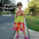 Pillowcase Dress Tutorials