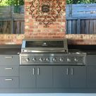 Camberwell - Cabinex Outdoor BBQ Kitchens