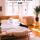 Small bedroom makeover by little cat