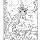 Christmas Coloring Pages  40 Printable Christmas Coloring   Etsy